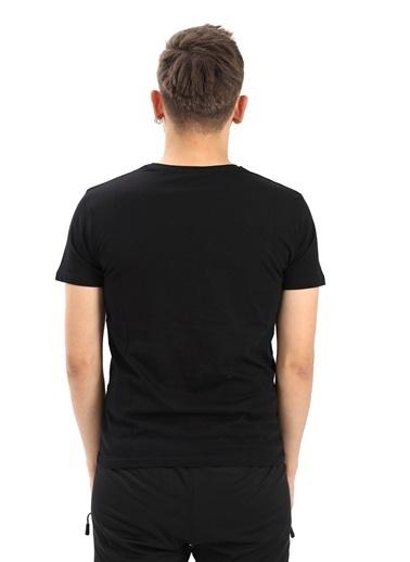 Modaplaza Erkek Tshirt Siyah Siyah